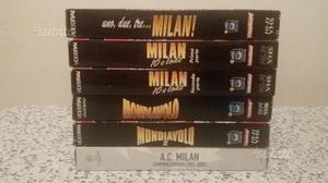 Videocassette originali MIlan