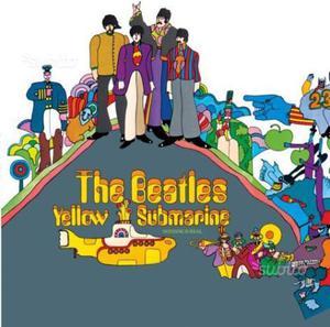 Beatles yellow submarine vinile sigillato