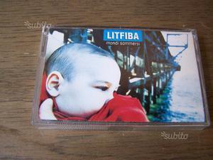 Cassetta Litfiba, Mondi Sommersi