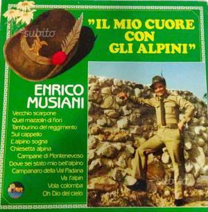 Coro degli alpini - 33 giri LP vinile