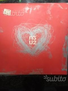 Disco vinile usato lp 33 giri U2 - beautiful day