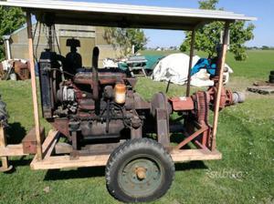 Gruppo Motopompa par irrigazione
