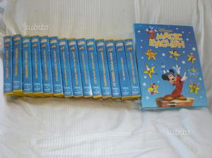 MAGIC ENGLISH in VHS