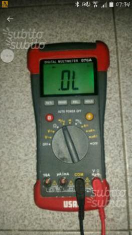 Multimetro USAG