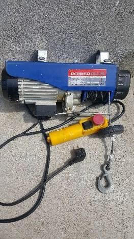 Braccio orientabile per paranco elettrico kg posot class for Braccio per paranco elettrico