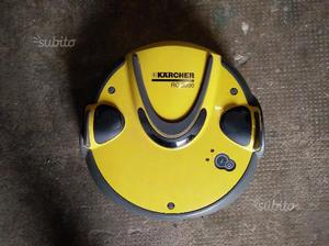 Robot Aspirapolvere Karcher RC /Aspirapolvere