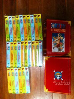 "VHS: ""One Piece"" 1-26"