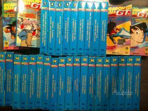 "VHS: Serie completa ""Dragon Ball GT"""