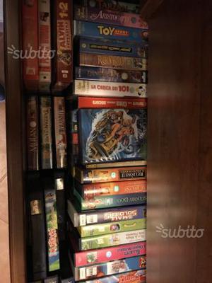 VHS Walt Disney
