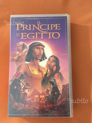 VHS film di animazione Disney