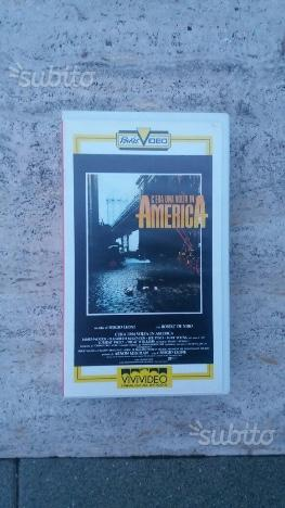 Videocassetta film C'era una volta in America