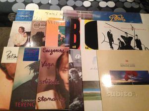 Vinili LP 33 e 45 giri vari generi