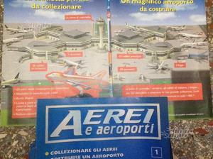 Collezione aerei aeroporti