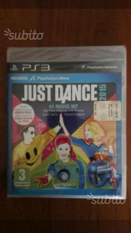 Just Dance  per Sony Playstation 3 PS3