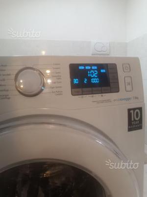 Griglia in ghisa motore inverter basso consumo posot class for Motore inverter lavatrice