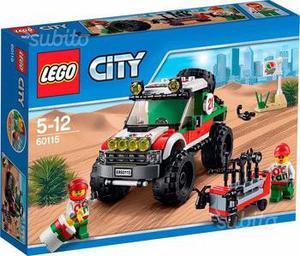 Lego City -  - Fuoristrada 4 x 4