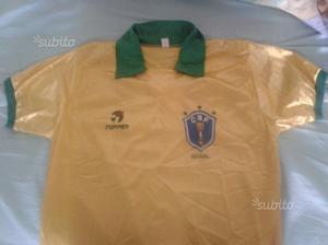 Maglia calcio brasile topper storica