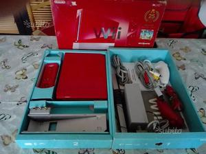 Nintendo Wii Rossa - Edizione limitata