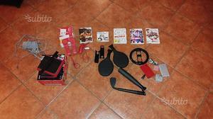 2 Nintendo ds + Nintendo Wii + accessori e giochi