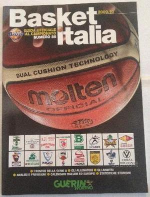 Basket italia - guida ufficiale al campionato