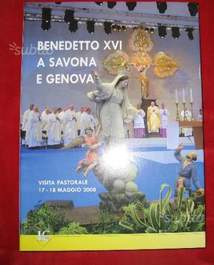 Benedetto XVI a Savona