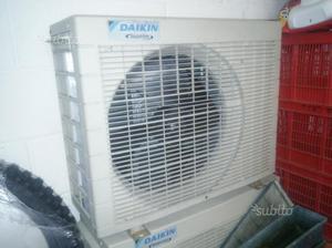 Condizionatore Daikin funzionante ma per ricambi