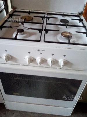 Cucina gas Indesit
