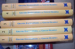 Grande Enciclopedia dei Giochi Olimpici(OLIMPIADE)