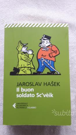 Il buon soldato Sc'vèik di Jaroslav Hašek