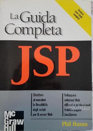 JSP la guida completa