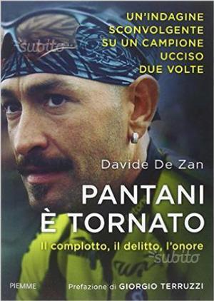 Libro Pantani