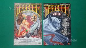 Millennio numero 0 e numero 1 ed. Magic Press