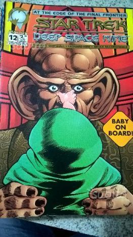 Star Trek Deep Space Nine - Malibu Comics