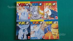 Yugo dal n.1 al n.6 Planet Manga