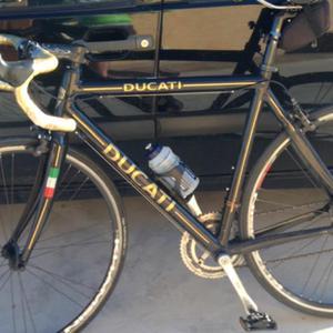 bici da corsa carbonio bianchi dicati tg 53 Usato Euro 500