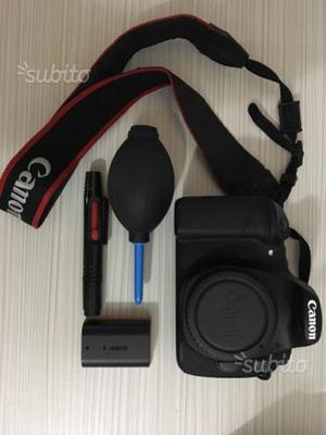 Canon 60D corpo macchina