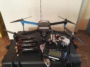 Drone quadricottero 3dr iris con licenza pix4d