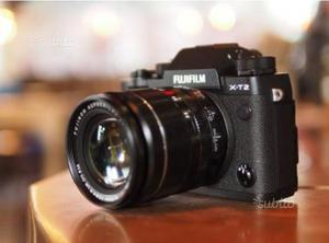 Fujifilm xt2 corredo per d810