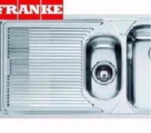 Lavello da incasso  (Acciaio inox) Franke