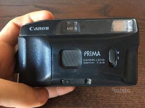 Macchina fotografica Canon Prima Lens 35mm