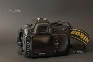 Nikon D80+AF-S DXmmG ED VR + Nikon  DX