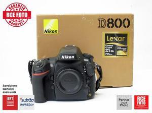 Nikon d 800 corpo nital
