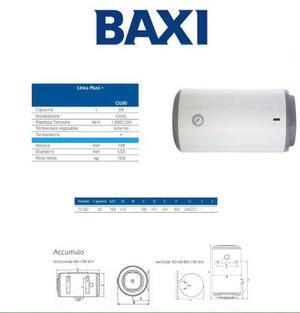 Scaldabagno accensione gas litri 80 baxi posot class - Scaldabagno elettrico 80 litri prezzo ...