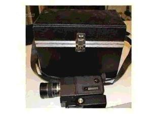 Super 8 Movie camera TL +300 con custodia