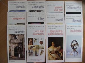 """12 schede """"Trieste Itinerari artistici"""""""