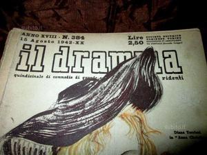 3 Riviste de IL DRAMMA del  Teatro 30