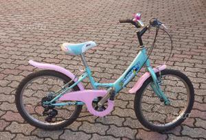 Bicicletta bambina 20
