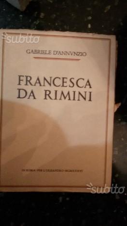 D'Annunzio drammi edizioni anni )