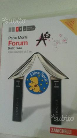 Forum Diritto civile Terza edizione di E se usato