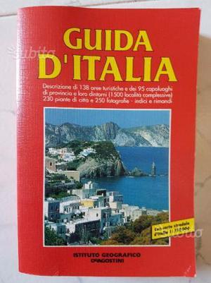 Guida d'italia de agostini